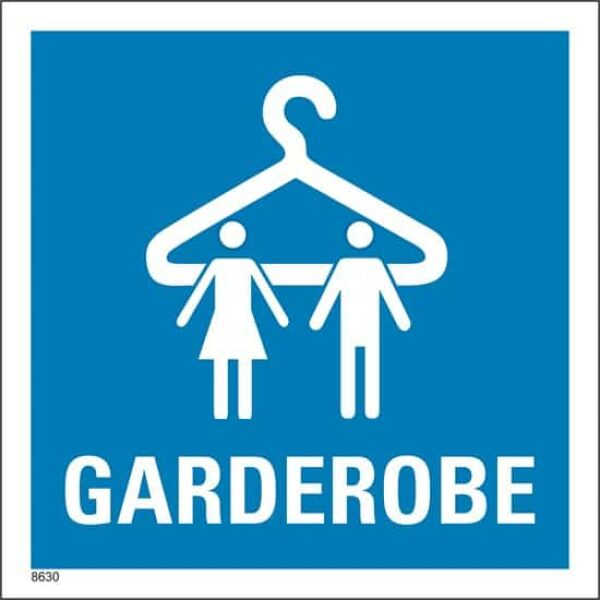 GARDEROBE, 20X20 1