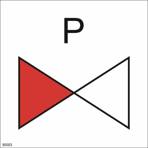 POWDER SECTION VALVE, 15X15 1