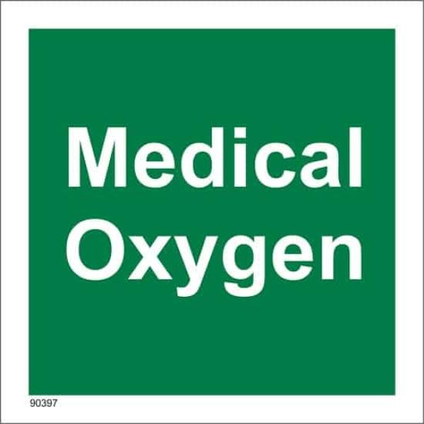 MEDICAL OXYGEN, 15X15 1