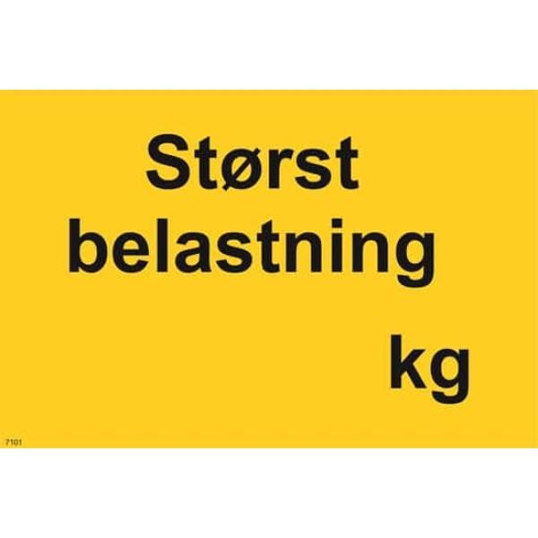 ADV. STØRSTE BELASTNING 30X20 1