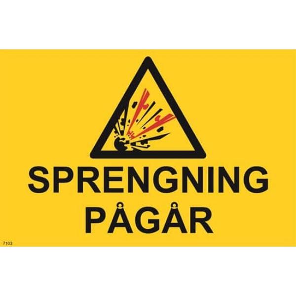 SPRENGNING PÅGÅR 30X20 1