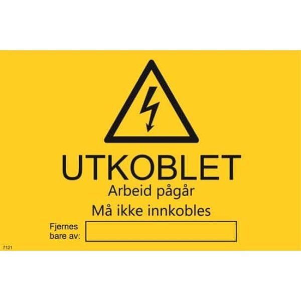 UTKOBLET, 20X30 1
