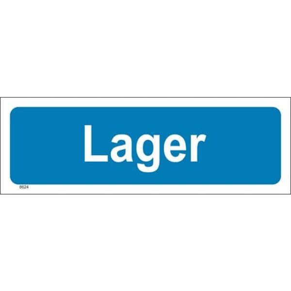 LAGER, 30X10 1