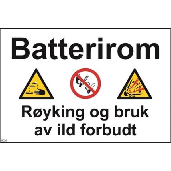 BATTERIROM 30X20 1