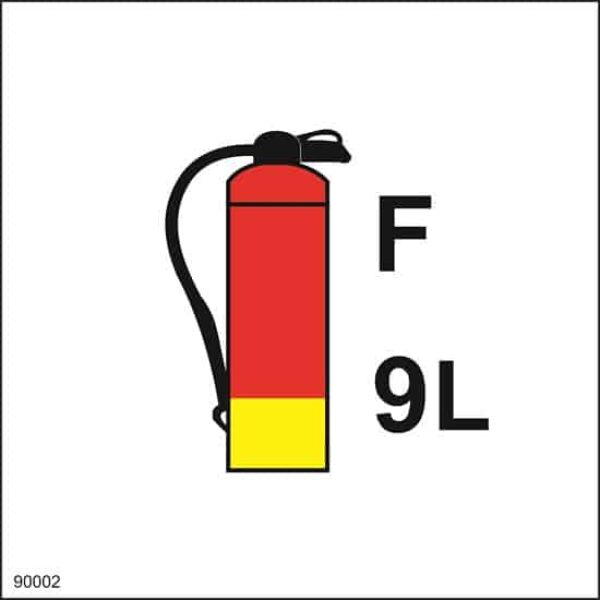 FIRE EXTINGUISHER FOAM, 15X15 1