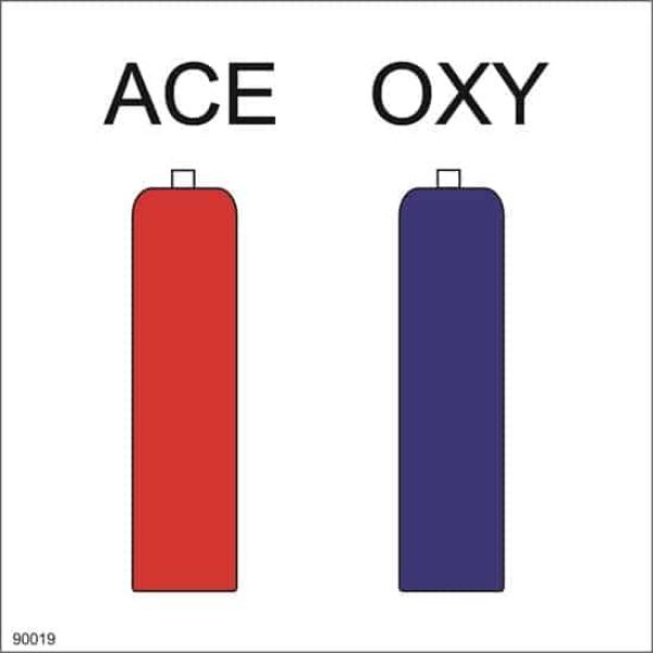 ACE - OXY, 15X15 1