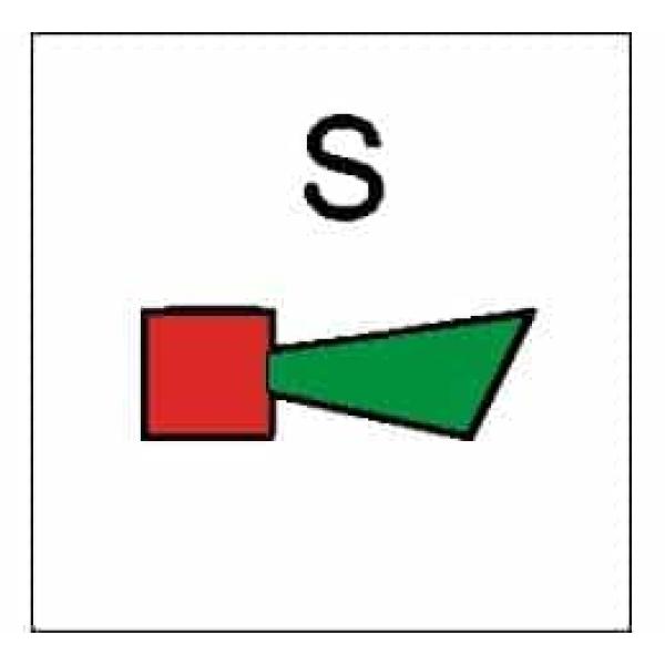 SPRINKLER HORN 1