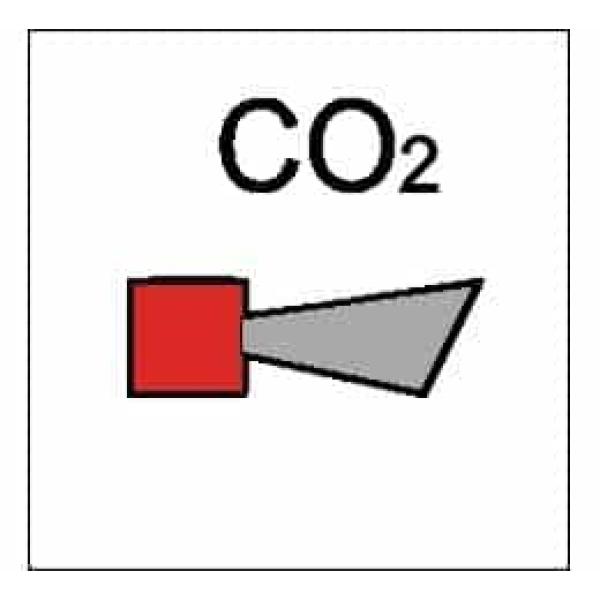 CO2 HALON HORN 1