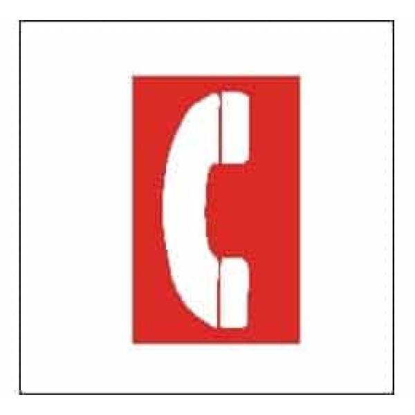 EMERG.TELEPHONE STATION 15X15 ETTERLYSENDE 1