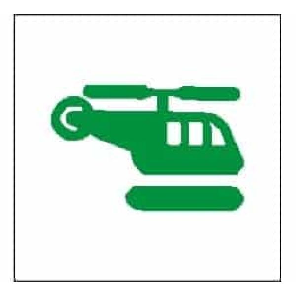 HELICOPTER LANDING AREA 15X15 ETTERLYSENDE 1