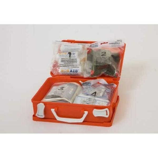 Noraid Liten Førstehjelpskoffert med refillsystem 3