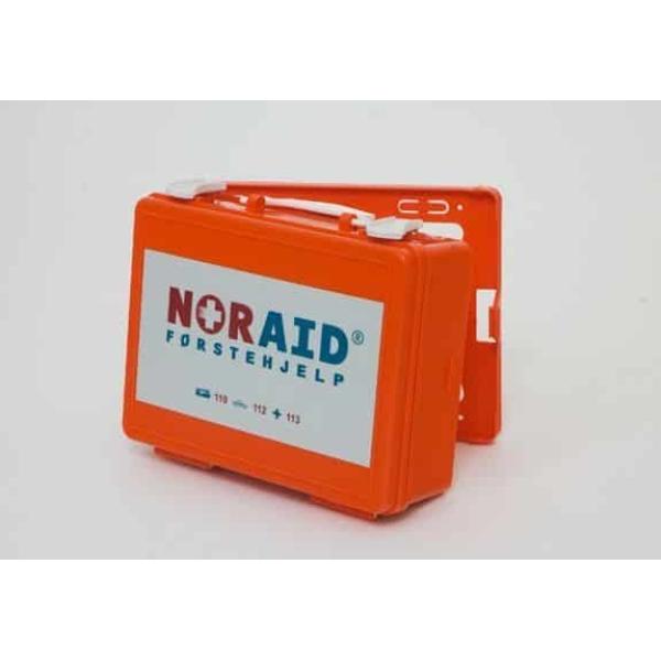 Noraid Liten Førstehjelpskoffert med refillsystem 2