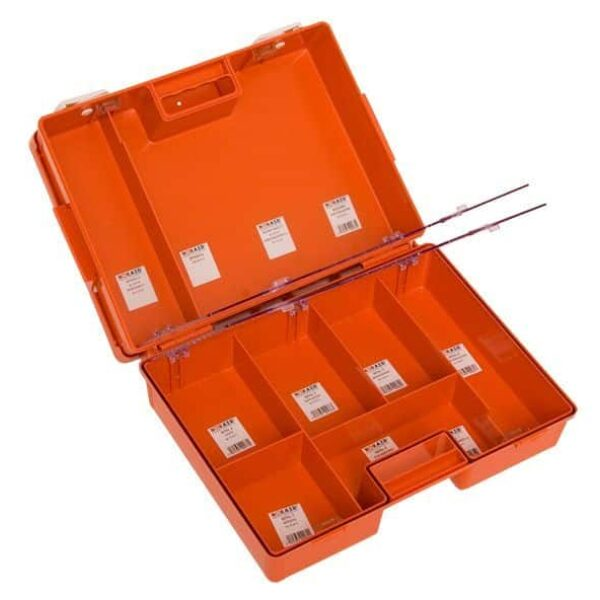 Noraid Stor Førstehjelpskoffert med refillsystem 7