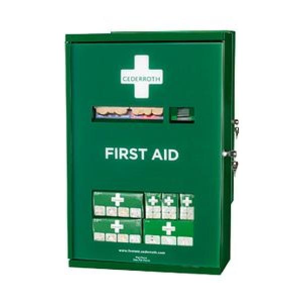 Førstehjelp Cederroth skap 2909NO 3
