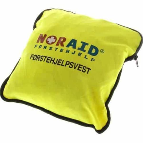 Noraid førstehjelps- bilvest 5