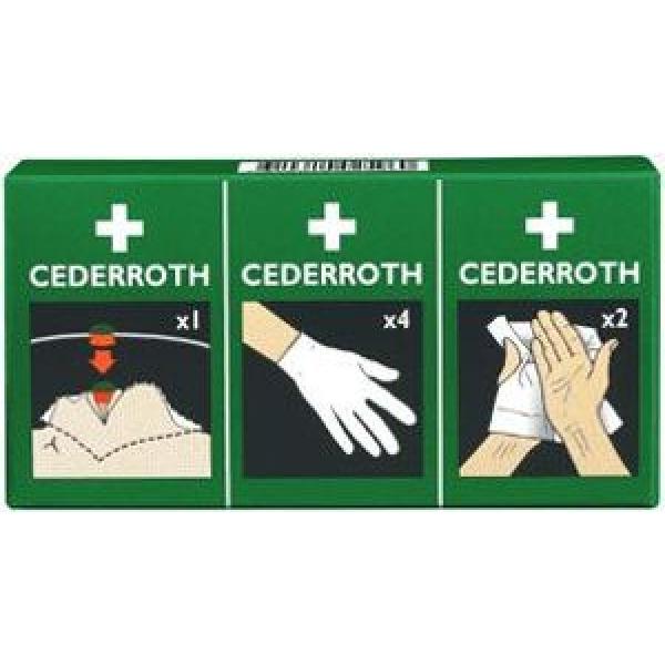 Cederroth beskyttelsespakke 1