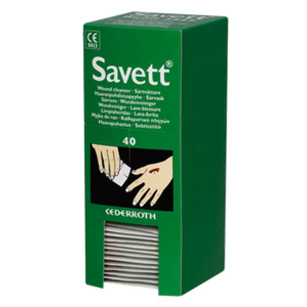 Savett sårserviett refill 3227 5