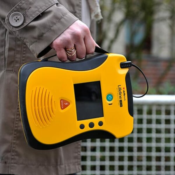 Hjertestarter DefibTech Lifeline VIEW ML 3