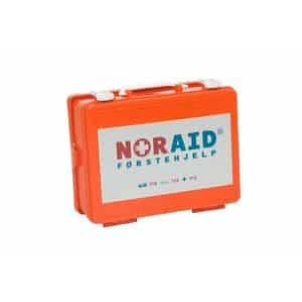 Noraid Liten Førstehjelpskoffert med refillsystem 5