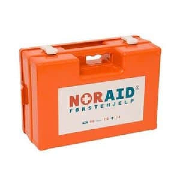 Noraid Medium Førstehjelpskoffert med refillsystem 7
