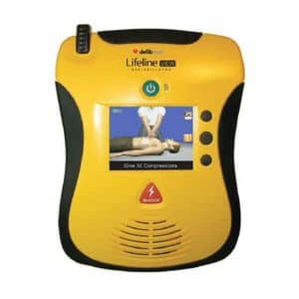 Hjertestarter DefibTech Lifeline VIEW ML 1