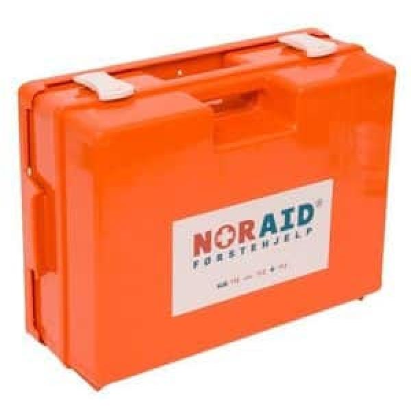 Noraid Stor Førstehjelpskoffert med refillsystem 1